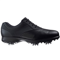 FootJoy Ladies eMerge Golf Shoes Wide Fit Black 2017