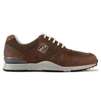 FootJoy Contour Casual Golf Shoes Wide Fit Brown 2017