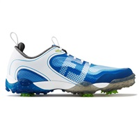 FootJoy Freestyle Golf Shoes Medium Fit White/Electric Blue 2017