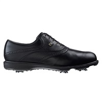 FootJoy Hydrolite 2.0 Golf Shoes Wide Fit Black/Black Tumbled 2017
