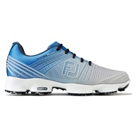 FootJoy Hyperflex II Golf Shoes Medium Fit Blue/Silver 2017
