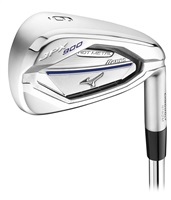 Mizuno JPX 900 Hot Metal Irons Set 4-PW Steel