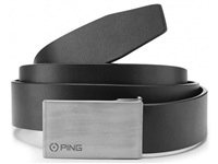 Ping Hughes Golf Belt Black 2017