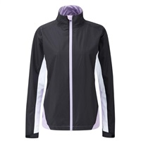 Ping Ladies Avery Jacket Black Multi 2017