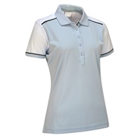 Ping Ladies Allure Polo Ice/White 2017