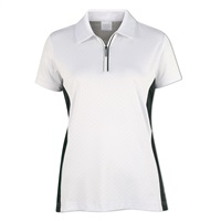 Ping Ladies Noa Polo White/Navy 2017