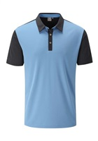 Ping Keyes Polo Ocean/Black Heather 2017