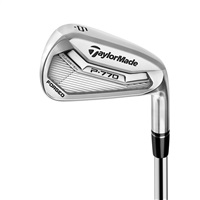 TaylorMade P770 Irons Steel Shafts - Custom Fit