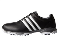 Adidas 360 Traxion Shoes Wide Fit Core Black/White/Iron Metallic 2017
