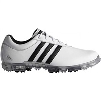 Adidas AdiPure Flex Shoes Wide Fit Footwear White/Core Black/Silver Metallic 2017