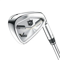 Wilson FG Tour V6 7 Steel Irons 4-PW RH