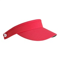 Daily Sports Ladies Magic Visor Tomato 2017