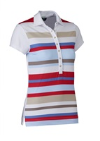Daily Sports Ladies Trixie Polo White 2017