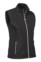 Daily Sports Ladies Normie Wind Vest Black 2017