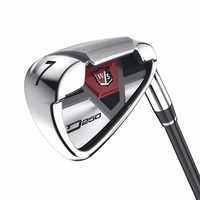 Wilson Staff D250 Irons 5PWSW Steel Shaft MLH