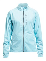 Rohnisch Ladies Mae Wind Jacket Clover Emboss Fly 2017