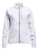 Rohnisch Ladies Mae Wind Jacket Clover Emboss White 2017