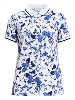 Rohnisch Ladies Ji Polo Shirt Porcelain 2017