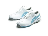 Mizuno Ladies Nexlite SL Shoes White/Sax 2017