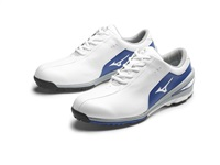 Mizuno Nexlite SL Shoes White/Blue 2017