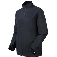 FootJoy Ladies HydroLite Golf Rain Jacket Black 2017