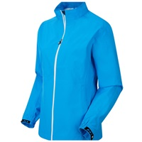FootJoy Ladies HydroLite Golf Rain Jacket Blue 2017