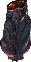 Fast Fold Cart Bag Charcoal/Red