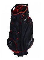 Fast Fold Cart Bag Navy/Red