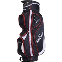 Spalding S 219 Cart Bag Black 2017