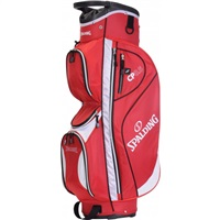 Spalding S 219 Cart Bag Red 2017