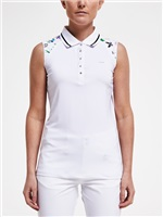 Rohnisch Ji Sleeveless Polo Shirt Multi Butterfly 2017