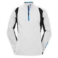 Adidas Climaproof 1/2 Zip Jacket White/Black/Blue