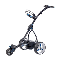 Motocaddy S5 Connect Electric Trolley Black
