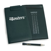 Masters Score Card Holder