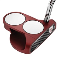 Odyssey O Works Red 2 Ball Putter Mens Right Hand