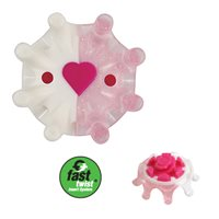 Masters SoftSpikes Pulsar Lds F/T Thread pink 1 Set