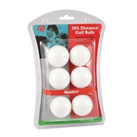 Masters 30% Distance Golf Balls