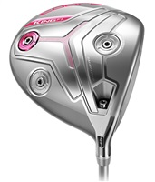 Cobra Ladies King F7 Driver Graphite Shaft Silver 2017