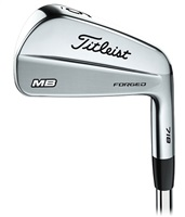 Titleist 718 MB Irons Steel - Custom Fit