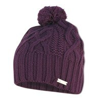 Adidas Ladies Cold-Weather Beanie Purple/Red Night