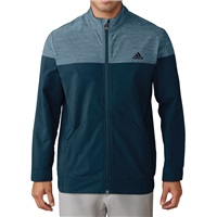 Adidas Hybrid Heather Jacket Petrol Night 2017