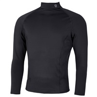 Island Green Long Sleeve Base Layer Black 2017