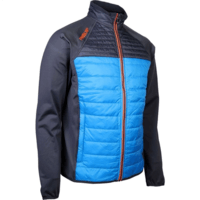Proquip Therma Pro Jacket Pewter/Cyan