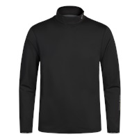 Oscar Jacobson Ron Thermal Turtleneck Black 2017