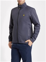 Lyle & Scott Ailsa Jacket With Stretch Back Panel Graphite