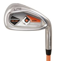 MKids Junior 6 Iron Orange 49 Inch Age 6-8 RH