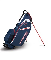 Callaway Hyper Dry Lite Stand Bag Navy/White/Red 2018