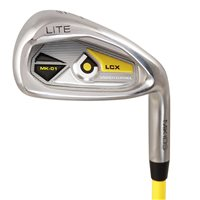 MKids Junior 9 Iron Yellow 45 inch Age 5-7 RH