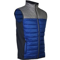 Proquip Therma Pro Gillet Pewter/Surf Blue/Light Grey 2017