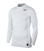 Nike Golf Pro Golf Baselayer White/Black 2017